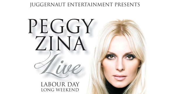 Peggy Zina Live in Melbourne 2013