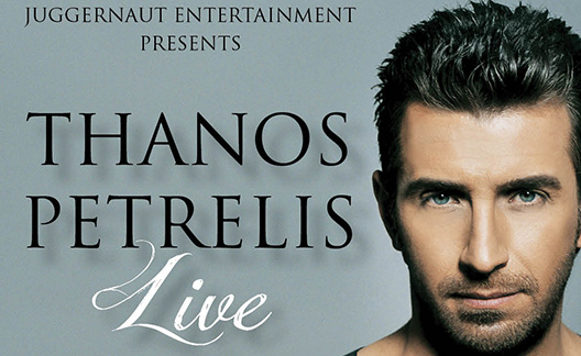 Thanos Petrelis Live in Melbourne 2012